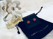 Marc by Marc Jacobs Red Daisy Earrings Studs
