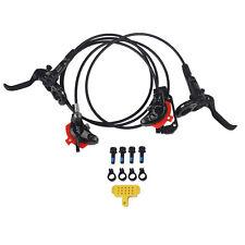 Shimano Deore XT M8000 MTB Hydraulic Disc Brake Lever Front & Rear Set Black
