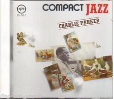 Charlie Parker: Compact Jazz - CD Verve