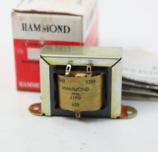 Hammond Audio Transformer 3.2 Ohm 8 Watt 70 Volt 119G Autotransformer