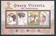 Guyana  2001 Queen Victoria SG 6186a MNH
