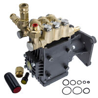 """Pressure Washer Pump 4000PSI 4GPM 1"""" Horizontal Shaft Fits replaces AR RKV4G37"""