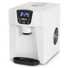 Water Dispenser Cooler Drinking Instant Ice Maker Machine Tabletop Office, White