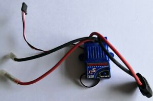 Traxxas XL5 Esc And Titan 550 21t Motor out of a stampede 4x4 used condition