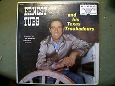 ERNEST TUBB AND HIS TEXAS TROUBADOURS VOCALION VL 3684 Record