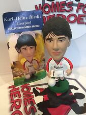 CORINTHIAN PROSTARS LIVERPOOL KARL-HEINZ RIEDLE PRO002 SEALED SACHET WITH CARD