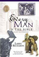 Every Man in the Bible: Everything in the Bible Series (Paperback or Softback)