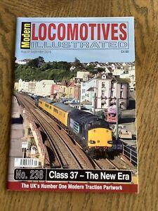 Modern Locomotives Illustrated 238. Class 37s The New Era.