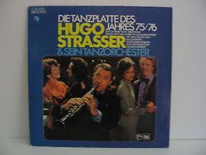 LP  Hugo Strasser - Tanzplatte 75/76