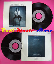 LP 45 7''JULIAN LENNON Valotte Well i don't know 1984 france VIRGIN no cd mc*dvd