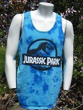 Vintage Jurassic Park Men's Tank Top Shirt Sz XL
