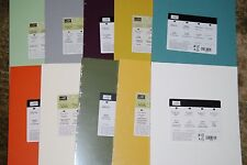 Stampin Up  8 1/2 x 11 Cardstock  Paper New Unopened Packages You Choose!