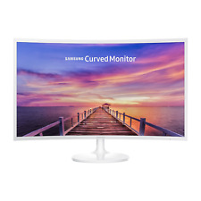 "Samsung C32F391 80cm (32"") FHD curved Office-Monitor VA-LED HDMI/DP 250cd/m²"