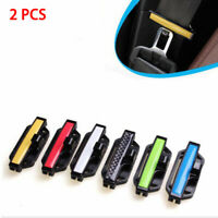Comfort Seatbelt Stopper  Car Seat  Clamp Buckle Belt Safety Adjuster Clip