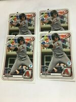 KRISTIAN ROBINSON 2020 BOWMAN 1ST EDITION SP PROSPECT ROOKIE RC INVESTOR LOT 4