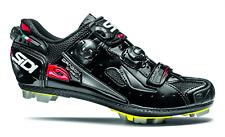 Sidi Chaussures Vtt Dragon 4 Srs Carbone de Vtt Vélo Mis 42 US 8.25 Noir