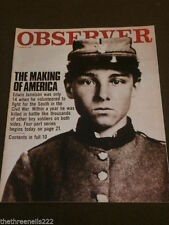 March Observer News & Current Affairs Magazines