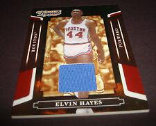 Elvin Hayes HOF Houston Rockets Bullets 2008 Don Sports Legends #22 Jersey JN15