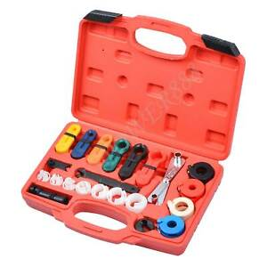 21 Pcs Fuel & Air Conditioning Disconnection Tools Kit Set