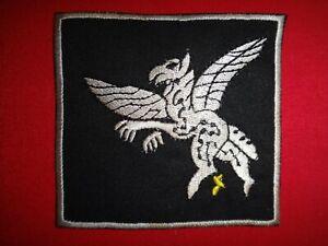 """ARVN Airborne Group """"NHAY DU"""" Parachute Circa 1955-1959 Vietnam War Patch"""