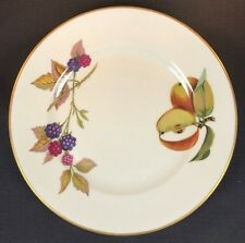 """Royal Worcester Evesham Gold Bread & Butter Plate 6 3/4"""" - Oven to Table"""
