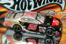 Hot Wheels Nascar #55 Kenny Wallace Chevrolet Monte Carlo Aerosmith/Square D