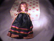 #185 Saturday's child must work for a living 40s bisque nancy ann storybook doll