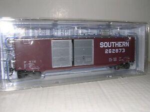 "KADEE #6728  Southern ""Tuscan"" 50' PS-1 D.D.Box Car #262873  ""H.O.Scale"" 1/87"