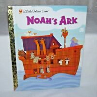 A Little Golden Book Noah's Ark