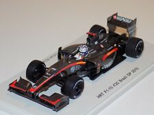 1/43 Spark HRT F1-10 car #20 2010 Brazilian GP Christian Klein S3012
