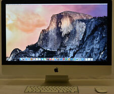 Apple iMac 68.6CM i5 QC 3.2GHz Retina 5K RAM 16GB HD 1TB 2015 A+ 12 m wrt