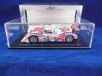 Spark Minimax S0242 MG Lola EX264 AER RML  #25 8th Le Mans 2006 Winner LMP2