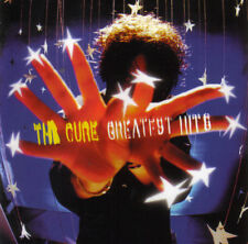 CD-THE CURE/Greatest Hits/18 chansons/Remaster 2001