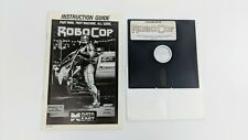 "Robocop 5.25"" Floppy Disk Video Game For Commodore 64/128 Retro Gaming"