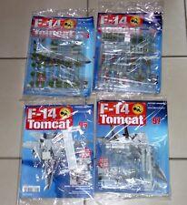 TOMCAT F.14  1.32E    4 FASCICULES NEUF 96. 97 . 98 . 99