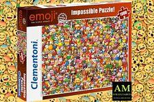 Puzzle Clementoni Emojis de 1000 piezas