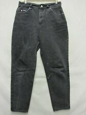 A7336 Riders Black Union Made Cool Jeans Women 31x28
