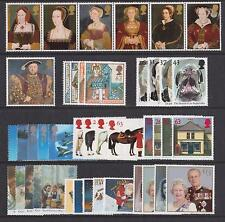 GB 1997 Commemorative Stamps, Year Set~Unmounted Mint~UK Seller