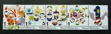 1 Malaysia 2009 Races Cartoon Unity Costumes Culture Children (booklet stamp MNH