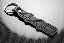 Volvo 440 Leather Keyring Keychain Schlüsselring Porte-clés GLE GLT CD Turbo GL