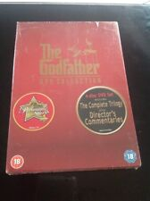 The Godfather DVD Collection - Four Disc Set New & Sealed