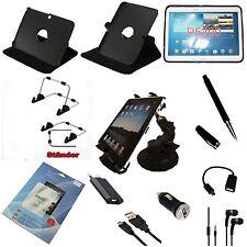 12 Teile Samsung Galaxy Tab 3 10,1 Zoll P5200-P5210 Zubehör Set Tasche Halterung
