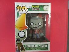 pop figure #05 conehead zombie from plants vs. zombies New