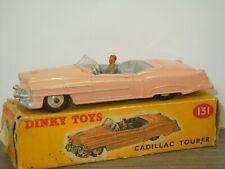 Cadillac Eldorado Tourer - Dinky Toys 131 England in Box *45039