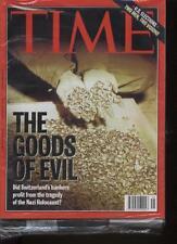 TIME INTERNATIONAL MAGAZINE - November 4, 1996