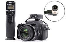Funk Timer Fernauslöser passt zu Nikon Anschluss D200 D300 D300s D3 D3X D2