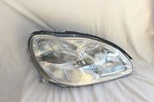 2000 2001 2002 Mercedes Benz S430 S500 S600 W220 Right Xenon HID Headlight OEM