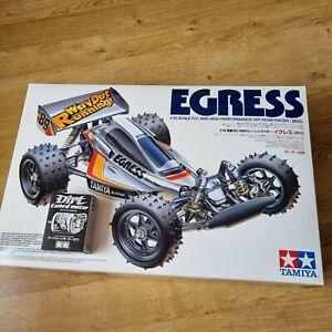 Tamiya EGRESS 1/10 Electric RC 4WD 2013 Racing buggy,Rac 58583