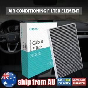 For Nissan Dualis Qashqai J10 X-Trail T31 Car Activated Carbon Cabin Air Filter
