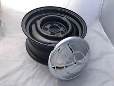 1 Mercedes 6x14 steel Wheel with Hub Cap W113 W108 W111 1084000002
